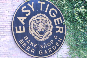 Easy Tiger Beer Garden